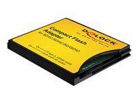 DELOCK CF Adapter for SD/MMC MemoryCards