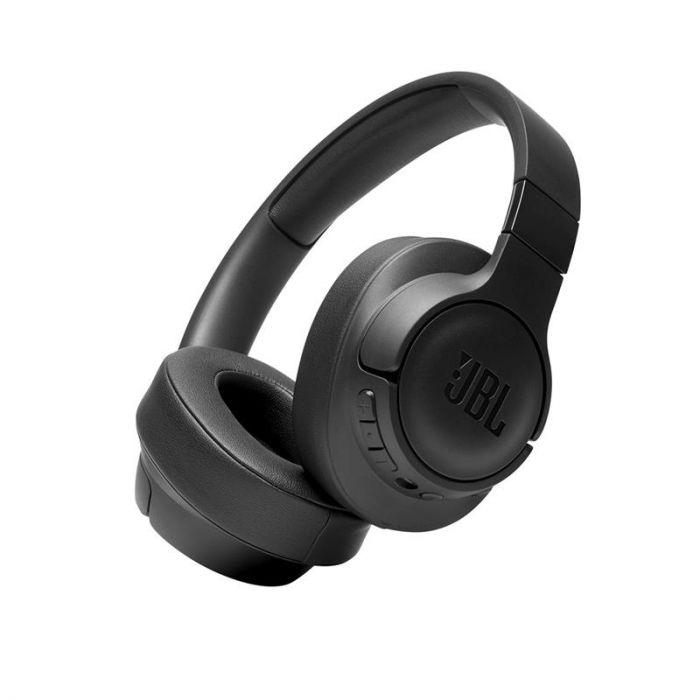 Juhtmevabad kõrvaklapid JBL T760, üle kõrva, NC, must