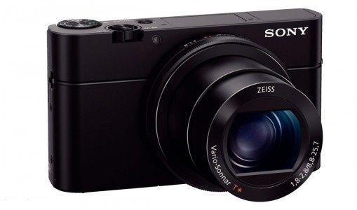 Sony Cyber-shot DSC-RX100M3 Compact camera, 20.1 MP, Optical zoom 2.9 x, Digital zoom 11 x, ISO 25600, Display diagonal 7.62 cm, Wi-Fi, Video recording, Lithium-Ion (Li-Ion), Black