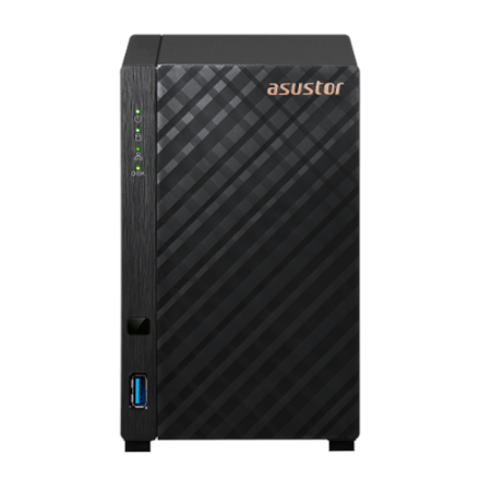 Asus AsusTor Tower NAS AS1104T 4, Quad-Core, Processor frequency 1.4 GHz, 1 GB, DDR4
