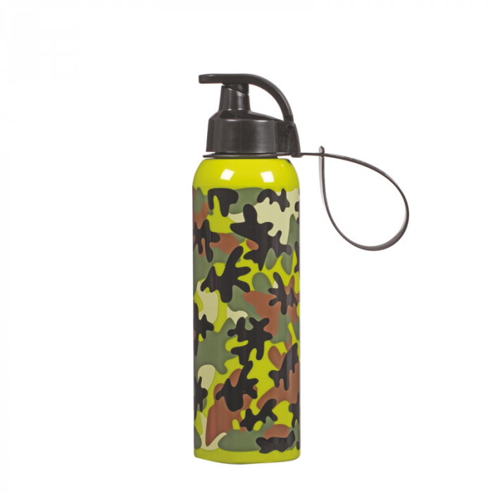 Joogipudel Herevin Camouflage 0,5l