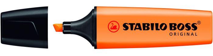 Helestusmarker 2-5mm, oranz Stabilo BOSS 70/54