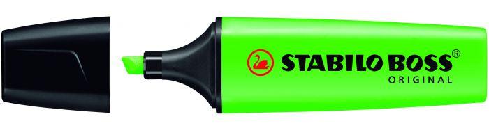 Helestusmarker 2-5mm, heleroheline Stabilo BOSS 70/33