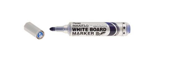 Tahvlimarker MAXIFLO MWL5M sinine, ümara otsaga 2mm, Pentel