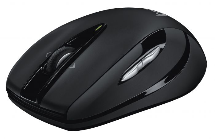 Hiir Logitech M545 Wireless mouse Black/must Unifying AA 2YW