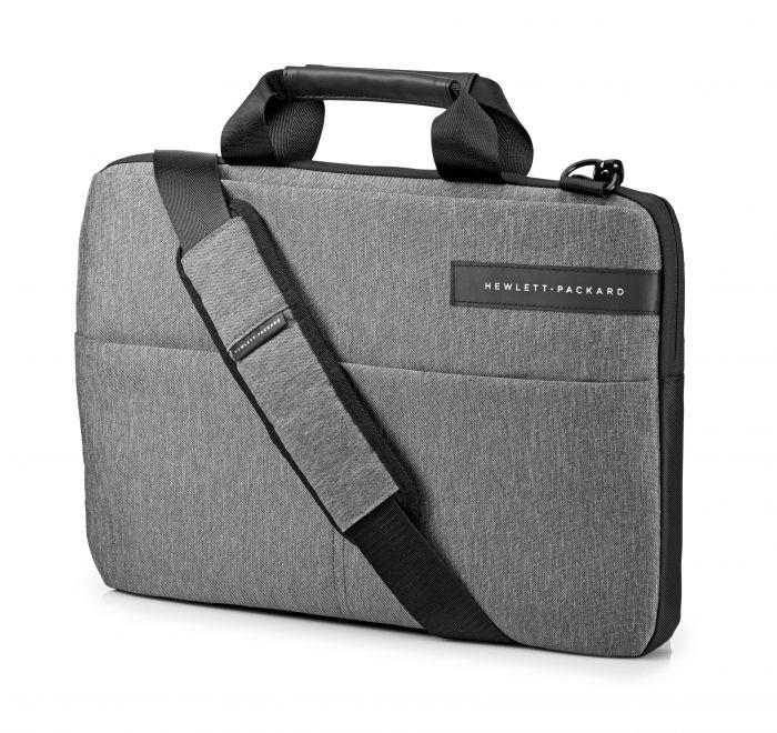 Sülearvuti kott HP L6V67AA 14` Signature II Slim Topload hall 270 x 410 x 30 mm , 420gr