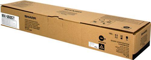 Tooner Sharp MX560GT Black 40000lk for MX-M364N, MX-M365N, MX-M464N, MX-M465N, MX-M564N, MX-M565N