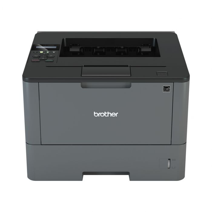 Laserprinter Brother HL-L5100DN 256MB 40ppm 1200x1200dpi A4 Duplex USB Lan