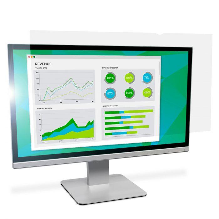 Ekraanifilter 3M AG23.0 287x510mm 16:9 peegeldusvastane filter, Desktop Anti-Glare Filter 23´´