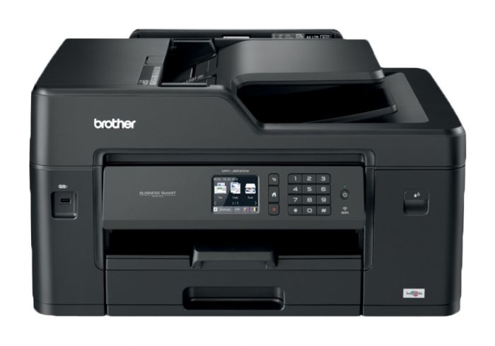 Kontorikombain Brother MFC-J6530DW A3 formaadi tindiprinter/skänner/koopia/fax/Wifi/Lan