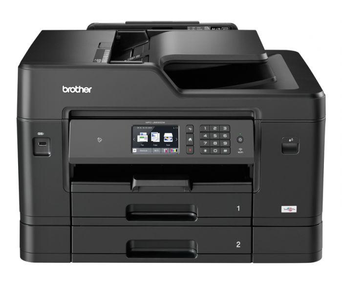 Kontorikombain Brother MFC-J6930DW A3 formaadi tindiprinter/skänner/koopia/fax/Wifi/Lan