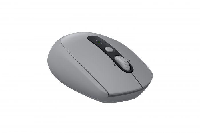 Hiir Logitech M590 Wireless Mouse Grey