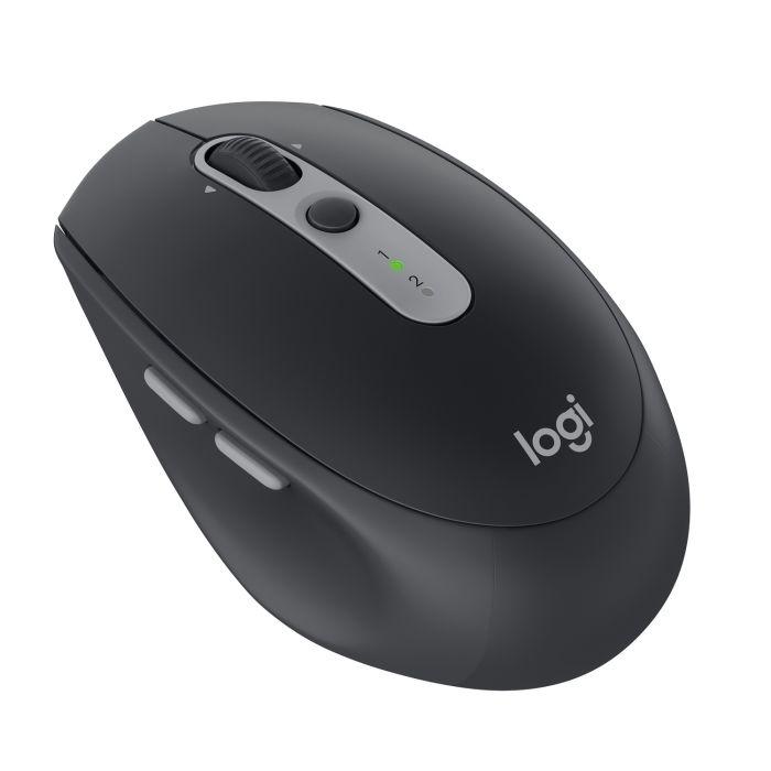 Hiir Logitech M590 Wireless Mouse Graphite