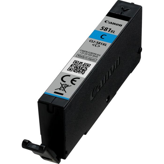 Tint Canon CLI-581XL Cyan PIXMA TR7550/8550 TS6150/6151/6250/6351 TS8150/8151/8152/8250/8350/8352 TS9150/9155/9551