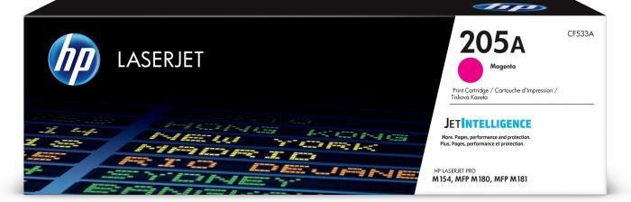 Tooner HP CF533A 205A Magenta 900pg for Color LaserJet Pro MFP M180/M181