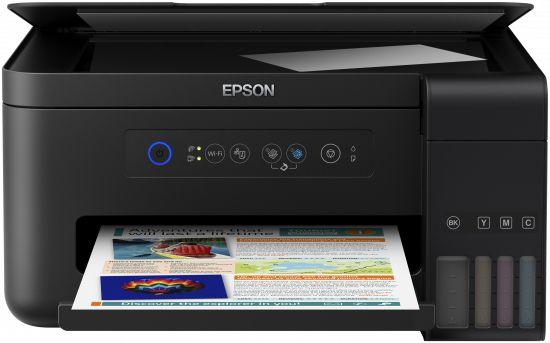 Kontorikombain Epson L4150 multifunction A4 5760x1440dpi 100sh WiFi USB 4-ink ITS
