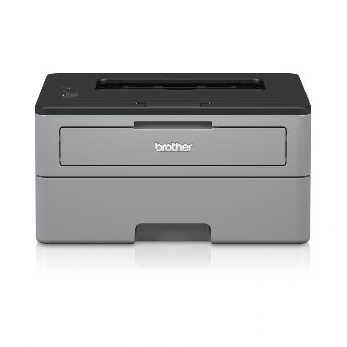 Laserprinter Brother HL-L2310D must-valge laser 32MB 30ppm 2400x600dpi A4 duplex USB