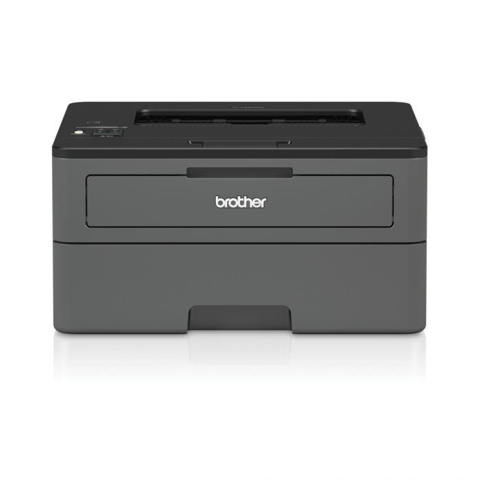 Laserprinter Brother HL-L2370DN 64MB 34ppm 2400x600dpi A4 Duplex USB Lan