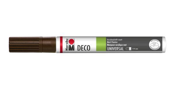 Marker Deco 3-4mm 295 cocoa