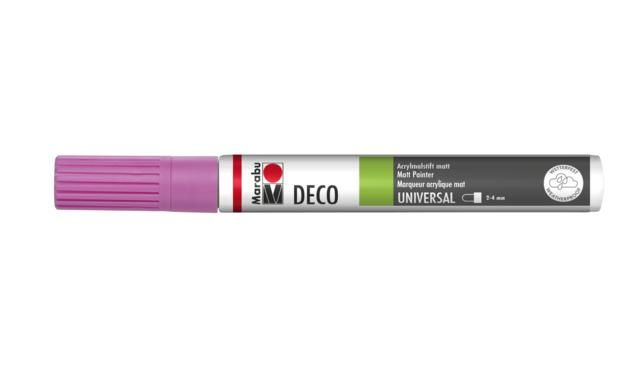 Marker Deco 3-4mm 033 pink