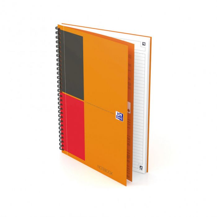 OXFORD INTERNATIONAL NOTEBOOK, B5, RULED