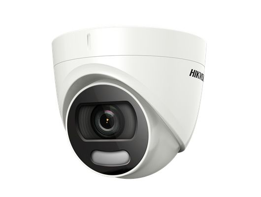 Hikvision IP Camera DS-2CE72HFT-F Dome, 5 MP,  3.6 mm, IP67 water and dust resistant