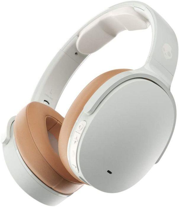 Kõrvaklapid+mikrofon Skullcandy Hesh ANC TrueBlack/must Wireless Bluetooth5.0 40mm over-ear USB-C AUX travel-bag