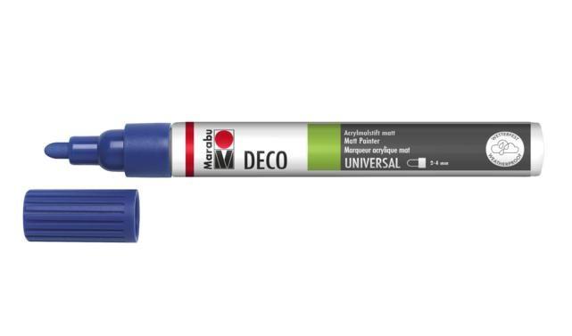 Marker Deco 3-4mm 143 lapis