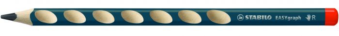 Harilik pliiats Stabilo EASYgraph, paremakäelistele