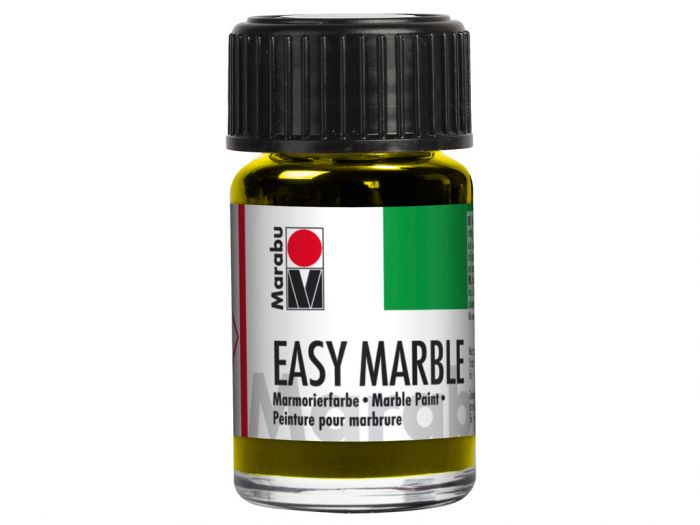 Marmoriseerimisvärv 15ml 020 lemon