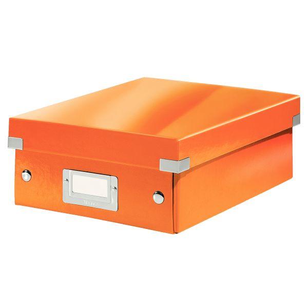 K0065454_1_Karp_Organiser_kokkupandav_Leitz_C_ja_S_Small_oranzlamineeritud_kartong