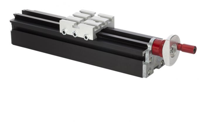 Pikisuunaline kelk Longitudinal Slide UNIMAT MetalLine tööpingile, 200mm