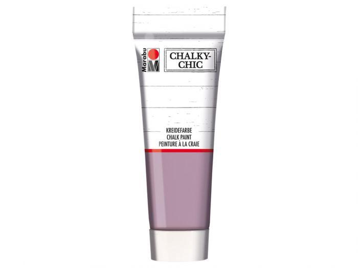 Kriidivärv Chalky-Chic 100ml 135 antiik lilla