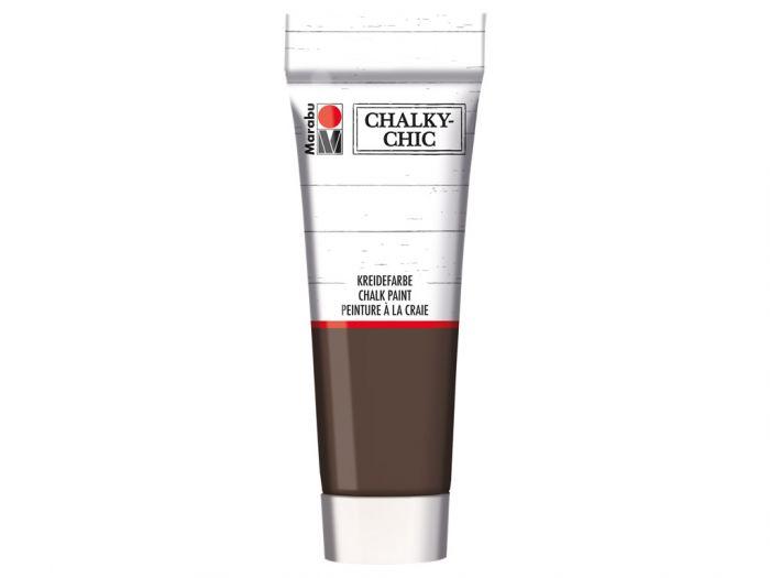 Kriidivärv Chalky-Chic 100ml 161 kakao