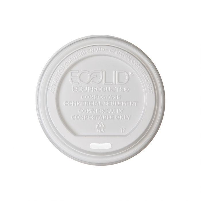 Kaas kohvitopsile WA komposteeritavad 235ml (8oz) 50tk/pk