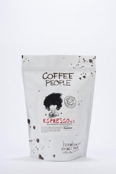 Kohvioad Coffee People Espresso No. 3  1kg