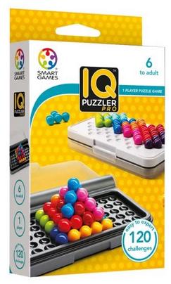 Nuputamismäng IQ-Puzzler Pro, 6+