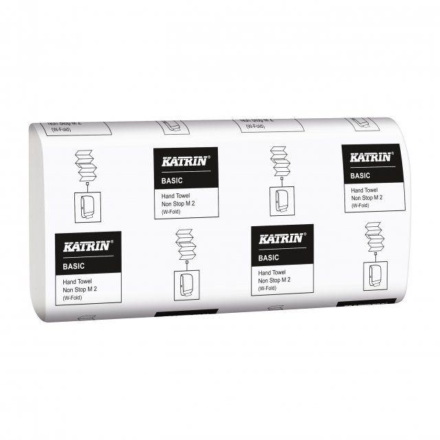 Lehträtik Katrin Basic NonStop Handy Pack 2-kihiline, 150 lehte/pk