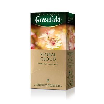 Oolong tee Greenfield Floral Cloud 1,5g 25 tk/pk