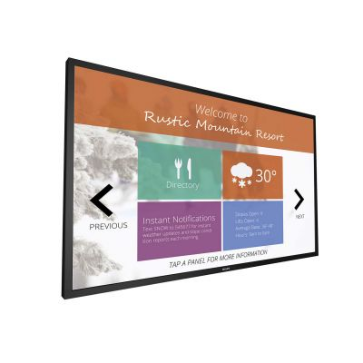 Televiisor Philips Signage Solutions Multi-Touch Display 65BDL3010T 65` Full HD (1920 x 1080)