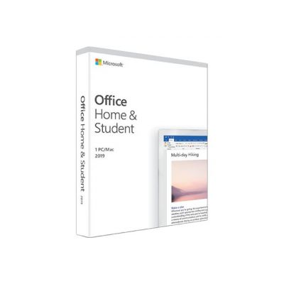 MS Office 2019 Home & Student EST FPP Medialess