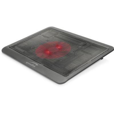 """Sülearvuti jahutusalus Speedlink Airdrafter, kuni 15.6"""", 125mm ventilaator, USB-toide,"""