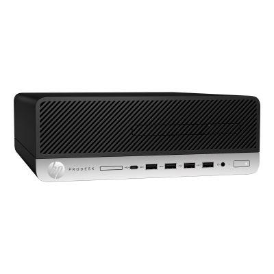Lauaarvuti HP ProDesk 405 G4 SFF Ryzen 3 Pro 2200G 8GB 256GB SSD NVMe DVDRW MS Windows 10 Pro