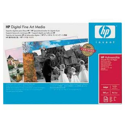 Paber HP Q8728A Matte Hahnemühle Smooth Fine Art Paper 265g/m2 A3+/330x483mm/25sht