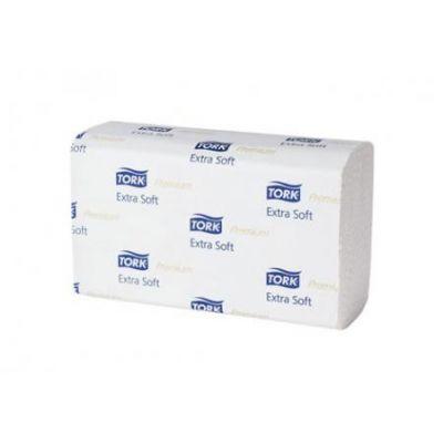 Lehträtik Tork H2 Premium Soft Multifold  2-kihiline, 110 lehte/pk (lehe mõõt 21,2x34cm )