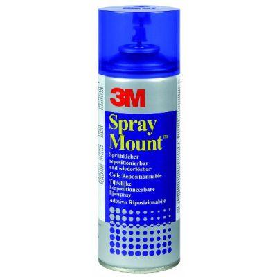 Liim Scotch Spray-Mount, aerosool, 400ml