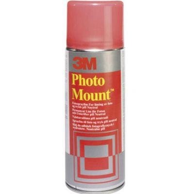 Liim Scotch PhotoMount, aerosool, 400ml