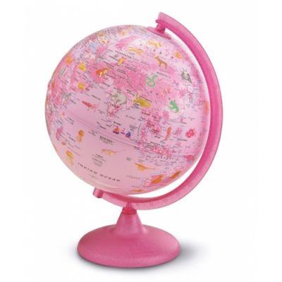 Gloobus 25cm PINKZOO, roosa, eestikeelne