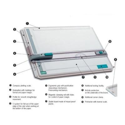 LINEX DBR3045 DRAWING BOARD