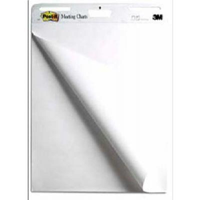 Tahvlipaberiplokk  iseliimuv Post-it 559 valge 30lehte 635x774mm,1 TÜKK